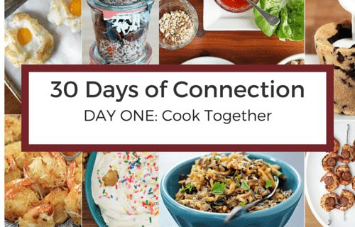 Day 1: Cook Together