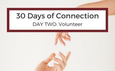Day 2 : Volunteer