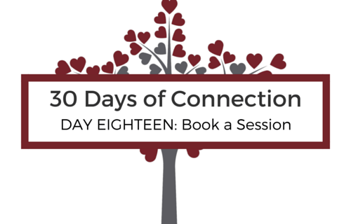Day 18: Book a Session