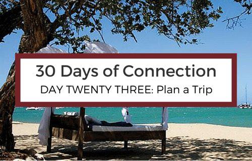 Day 23: Plan a Trip