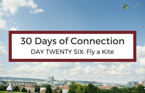 Day 26: Fly a Kite