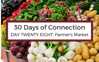 Day 28: Farmers Market