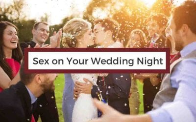 4 Ways to Have Great Sex on Your Wedding Night
