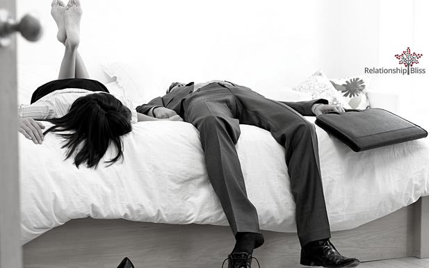 Are You And Your Partner Too Tired For Sex? Explore These Creative Strategies To Stay Connected: Part 1